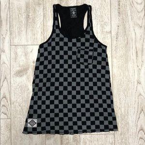 Crooks&Castles checkered tank top XS